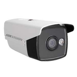 Camera HIKVISION DS-2CE16D0T-WL3 2.0 Megapixel, 1 Led 30m, F3.6mm, IP66